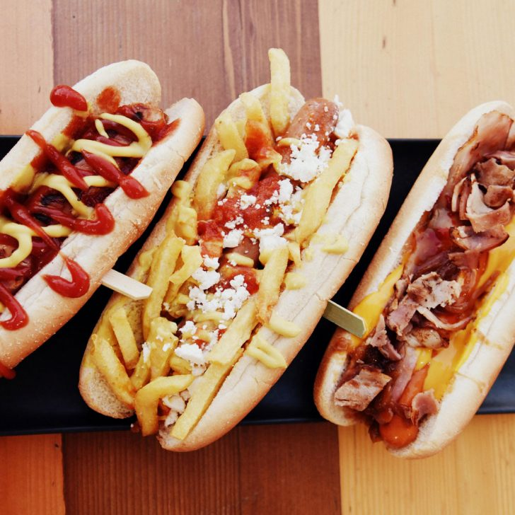 hot dog liotrivi