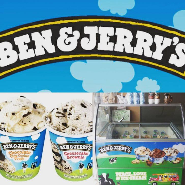ben and jerry's ice-cream